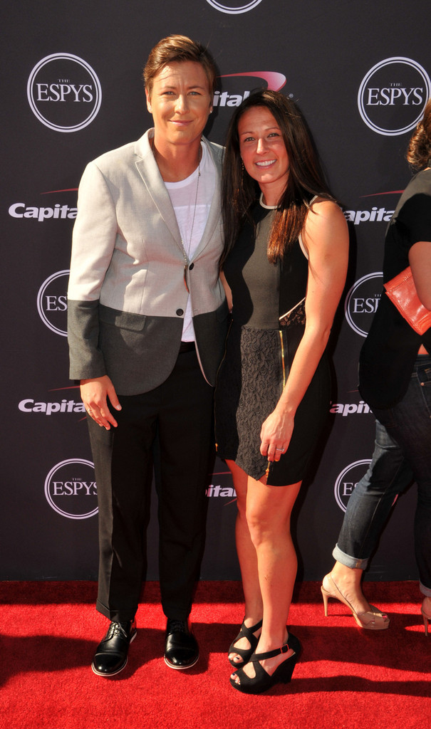 Abby Wambach Sarah Huffman Abby Wambach Photos Ph...