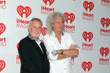 Roger Taylor Stars at the iHeartRadio Music Festival