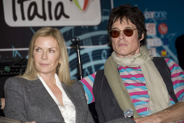 Ronn Moss Katherine Kelly Lang 'The Bold and the Beautiful' Stars in Sanremo