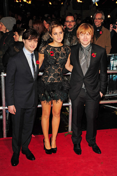 are emma watson and rupert grint really dating