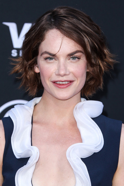 Ruth Wilson Arrives At The Premiere Of Walt Disney