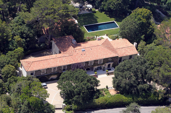 Sacha Baron Cohen mansion in Hollywood Hills