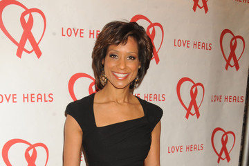 Sade Baderinwa Celebs at the Love Heals 2013 Gala