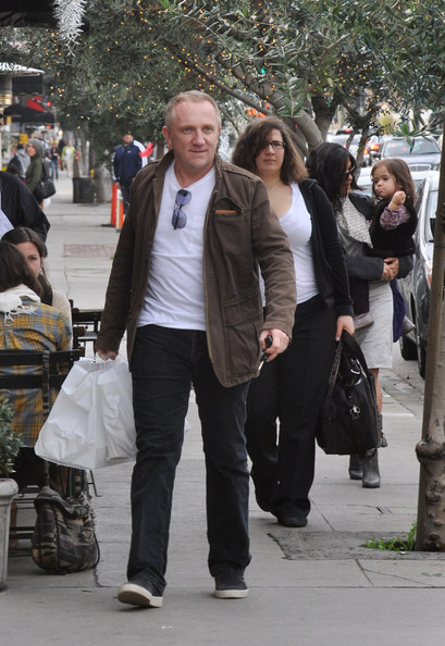 salma hayek husband and daughter. Salma Hayek Salma Hayek leaves