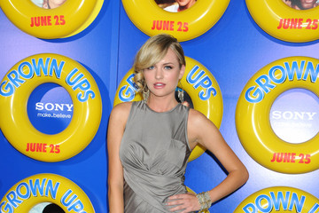 "Madison Riley The New York premiere of ""Grown Ups"""