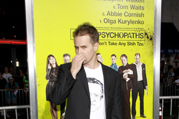 Sam Rockwell The Hollywood premiere of 'Seven Psychopaths'