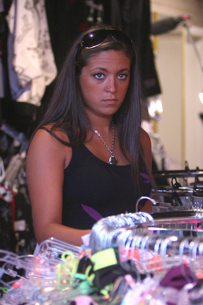 "jersey shore cast members girls. 2010 ""Jersey Shore"" cast"