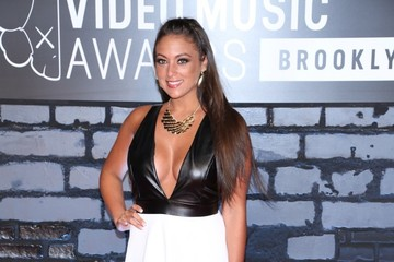 Sammi Giancola Arrivals at the MTV Video Music Awards