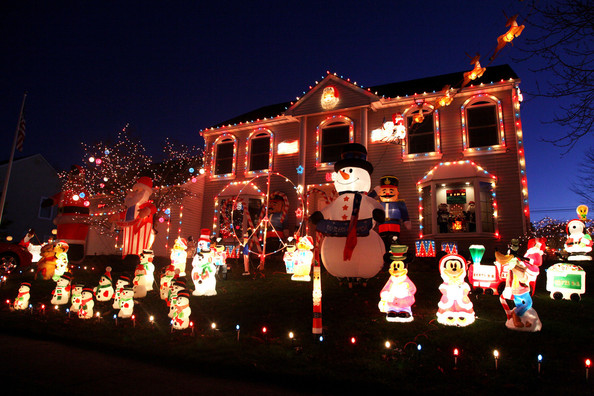 Santa Claus - Christmas Decorations in New Jersey
