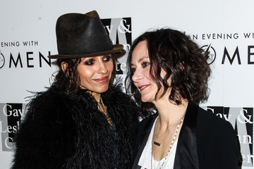 Sara Gilbert Linda Perry 'An Evening with Women' in Beverly Hills