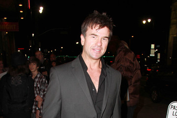 James Pitt Celebs at the Pantages Theatre