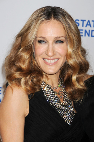Sarah Jessica Parker at the Empire State Pride Agenda Fall dinner at the Sheraton hotel in NYC.