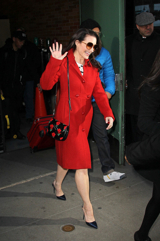 Good Morning America How Are You Chords : Kristin davis photos leaves good
