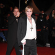 Patricia Kaas Celebs on the Red Carpet for the NRJ Music Awards 2
