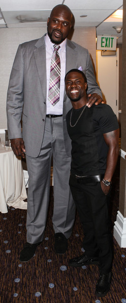 Yao Ming And Shaq Shaquille O'Neal and K...