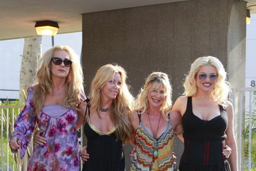 Sharise Neil 'Ex-Wives of Rock' Films in LA