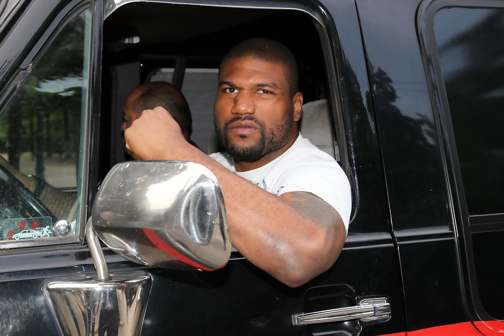 Quinton Jackson Was Disappointed The A Team Cast Didn T Party