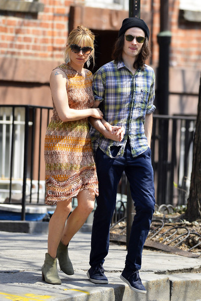 Sienna Miller and husband
