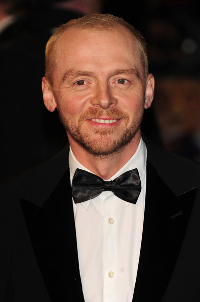 Simon Pegg - Wallpaper Actress