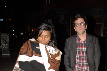 B.J. Novak Singer John Mayer is spotted out and about in West Hollywood