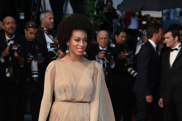 Solange Knowles Arrivals at the Cannes Opening Ceremony