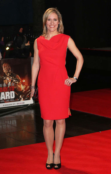 Sophie Raworth Photos Photos A Good Day To Die Hard