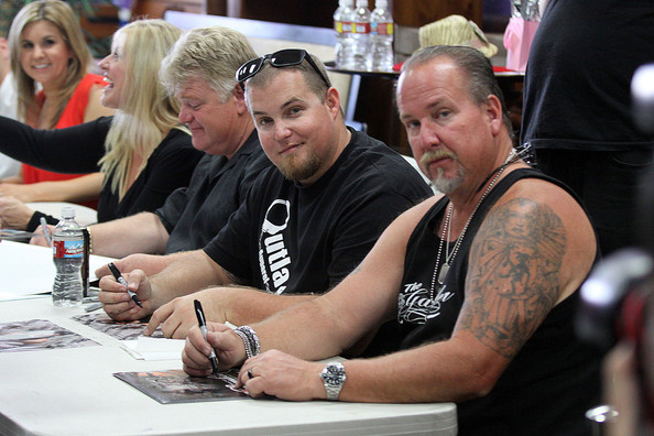 store Now And Then in Orange, California. 'Storage Wars' follows teams