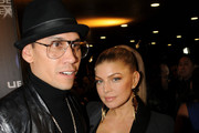 Fergie and Taboo Photos Photo