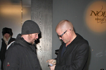 Homeless Man Heston Blumenthal Gives to the Needy