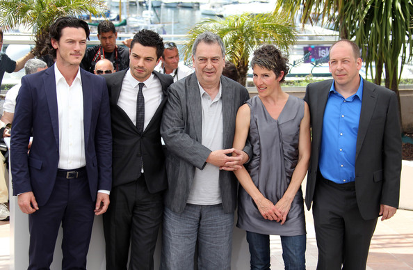"Dominic Cooper at the ""Tamara Drewe"" Photocall"