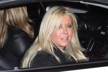 Tara Reid Tara Reid Leaves the Chateau Marmont