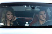 Taylor Swift and Taylor Lautner Photos Photo