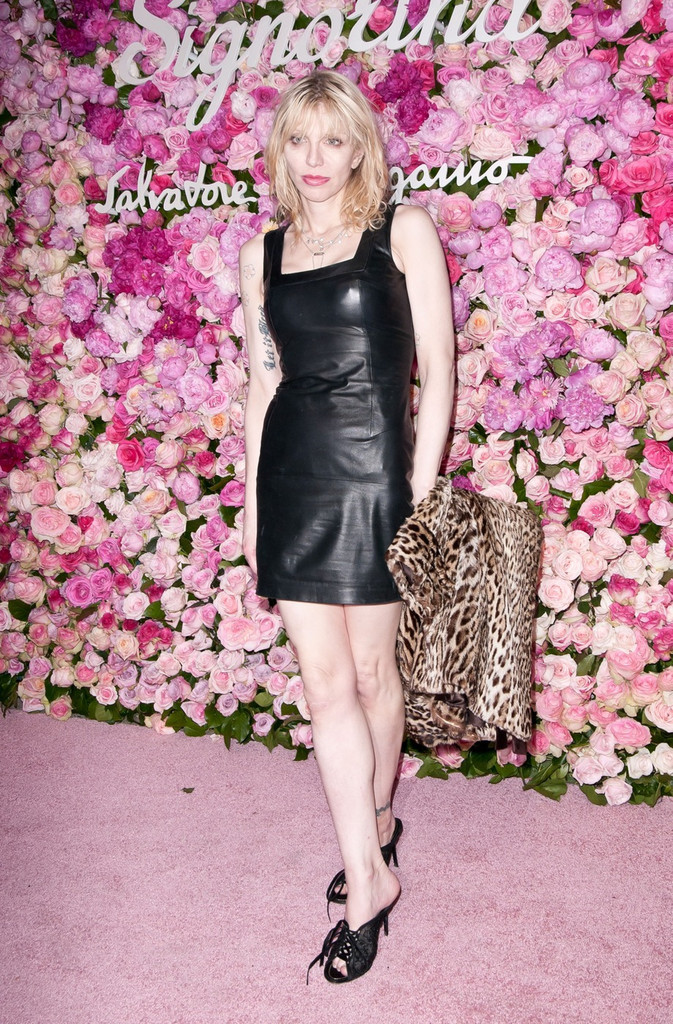 Salvatore Ferragamo's Signorina fragrance launch at Palazzo Chupi in NYC