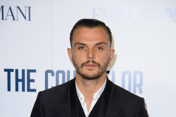 Theo Hutchcraft 'The Counselor' Screening in London — Part 3
