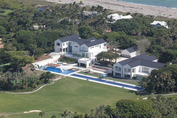 Fabulous Tiger Woods Mansion Jupiter Island 594 x 396 · 115 kB · jpeg