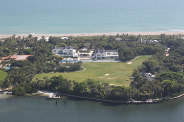 Tiger Woods Flo Rida Tiger Woods Owns this 12-acre  $80 Million Mansion on Jupiter Island in Florida