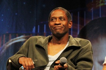 Tim Russ Stars at the 'Star Trek- Voyager' Reunion