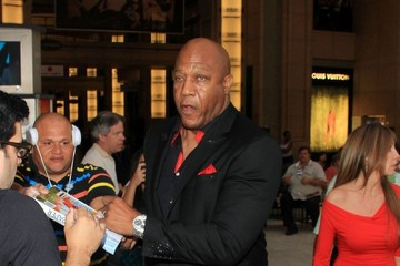 Tiny Lister Stars at the 'The Expendables 2' Premiere
