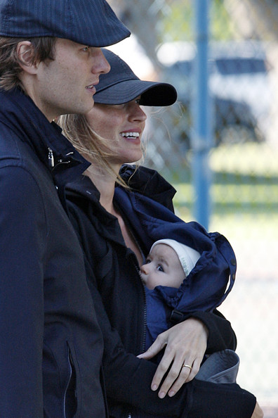 gisele bundchen tom brady and son. Gisele Bundchen Tom Brady and