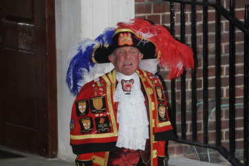 Tony Appleton Views of the Lindo Wing Following the Royal Baby's Birth