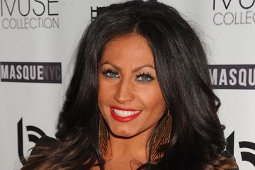 "Tracy Dimarco Jenna Russo attending ""Mob Wives"" star Drita D'Avanzo's Hurricane Sandy Relief Celebrity Fundraiser at WIP in NYC"