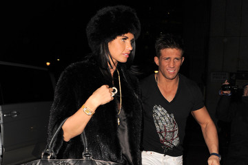 Katie Price Alex Reid Katie Price and Alex Reid at Nobu Berkley in London