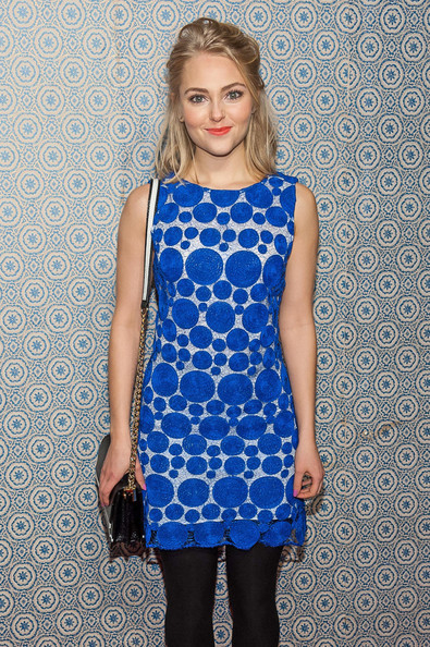 Celebs at the Alice + Olivia Show