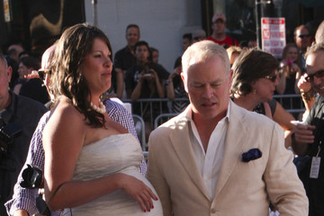 """Neal McDonough Ruve Robertson The """"Captain America: The First Avenger"""" Premiere"""