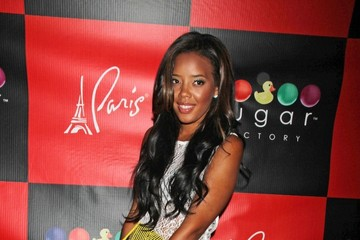 Vanessa Simmons Stars of MTV's 'Run's House' Angela and Vanessa Simmons seen celebrating Vanessa's 29th birthday  at the Sugar Factory inside the Paris Hotel and Casino in Las Vegas