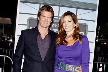 """Cindy Crawford Randy Gerber The Premiere of """"Up In The Air"""""""
