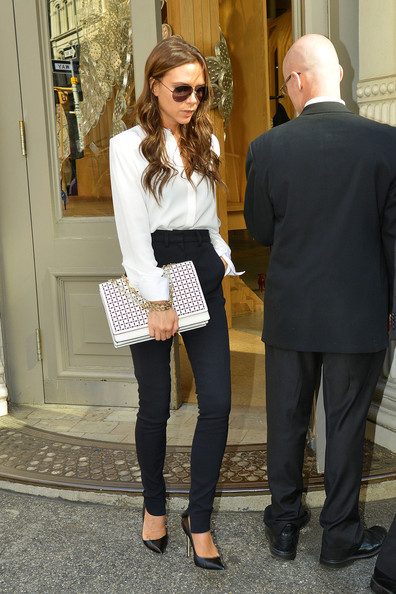 Victoria Beckham Shops in NYC