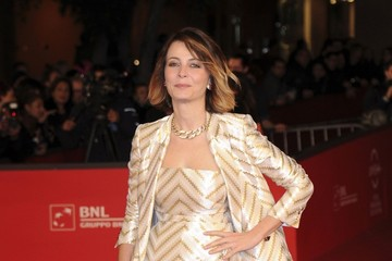 Violante Placido Celebs at the 'E la Chiamano Estate' Premiere