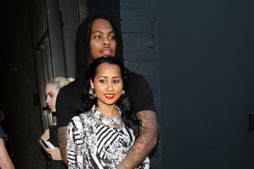 Waka Flocka Arrivals at the Warner Music Summer Party