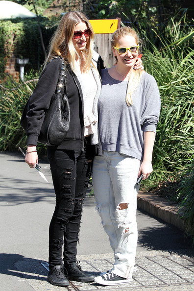 Photo of Whitney Port & her Sister  Jade Port